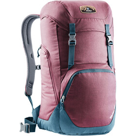 Deuter Walker 24 Mochila, maron-midnight